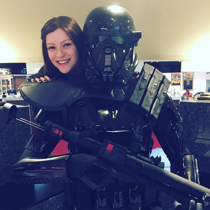 Joelle Star Wars Rogue One Death Trooper Force for Change