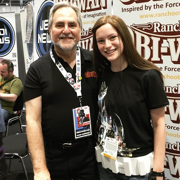 Joelle Star Wars Steve Sansweet Jedi News Force for Change